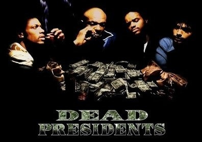 An image of the Dead Presidents film of the Hughes Brothers