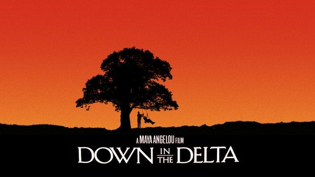 An image of Down in the Delta poster.Sourced from The Criterion Channel