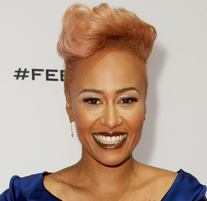 Emeli Sande was a guest of Jaguar at the reveal of the new XE in London, Monday 8th September 2014.