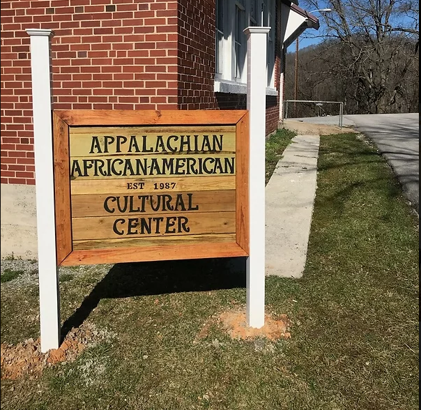 Image of the Appalachian African-American Cultural Center is sourced from Facebook 3.No copyright infringement intended_files
