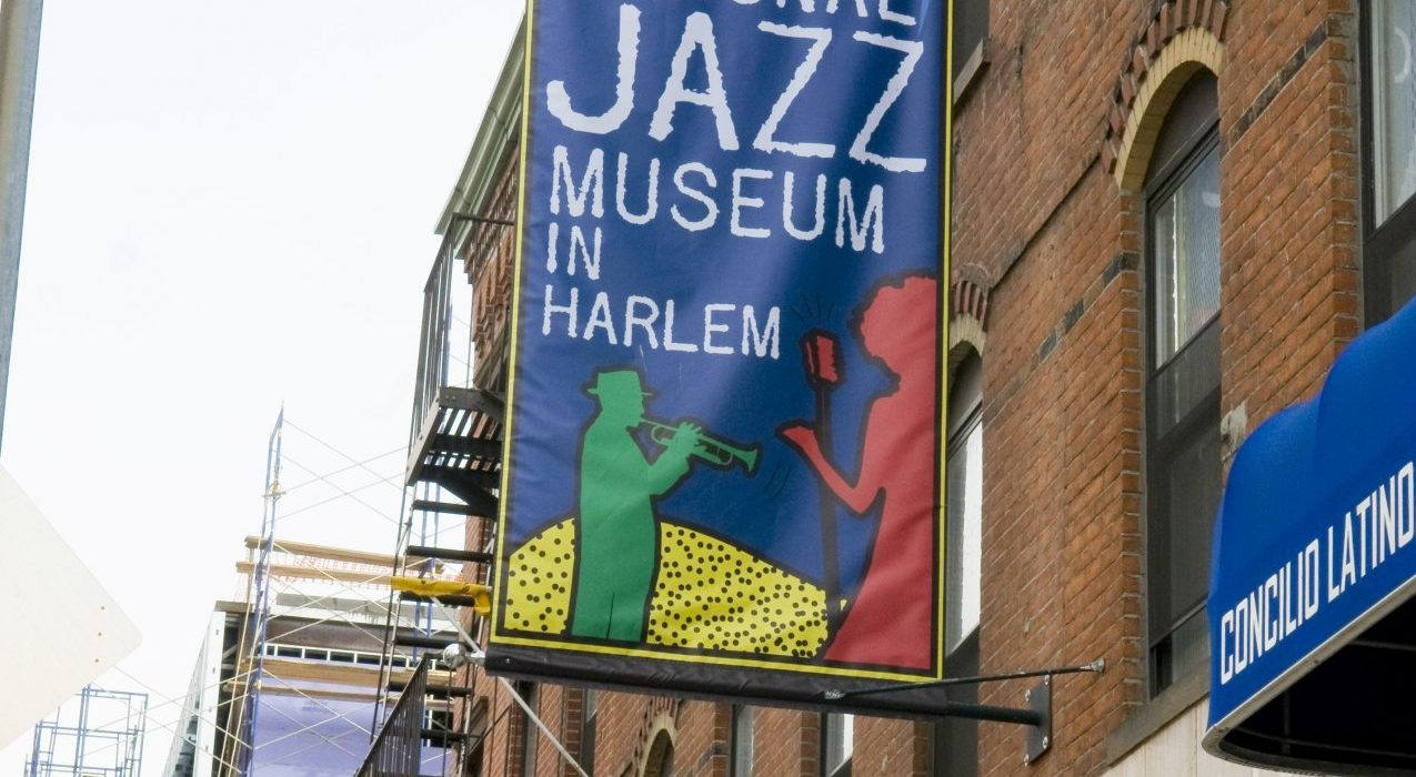 National Jazz Museum in Harlem.No copyright infringement intended