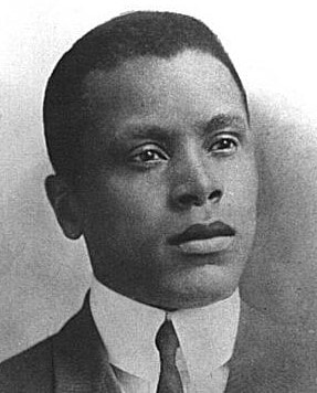 "African-American author and the ""Father of Black Cinema"", Oscar Micheaux."