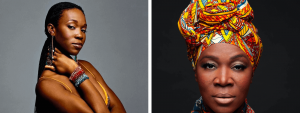 Image is of singer India Arie.Sourced from Strathmore.No copyright infringement intended