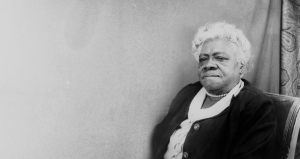 An image of Mary McLeod Bethune in 1949